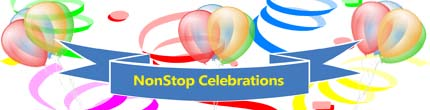 NonStop Celebrations logo